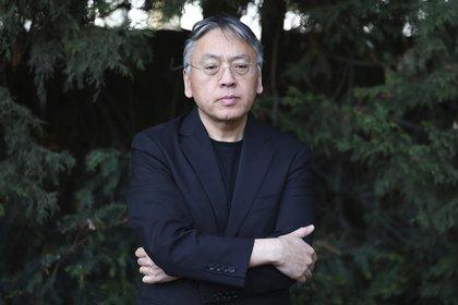 El novelista británico de origen japonés, Kazuo Ishiguro. EFE/Neil Hall/Archivo