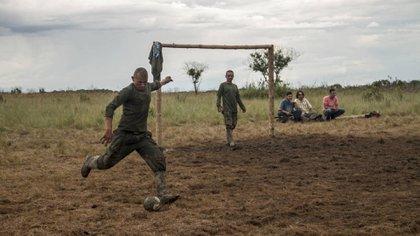 El uniformado siguió a la esposa de un jefe de las FARC para ponerle un GPS y ubicar el campamento.