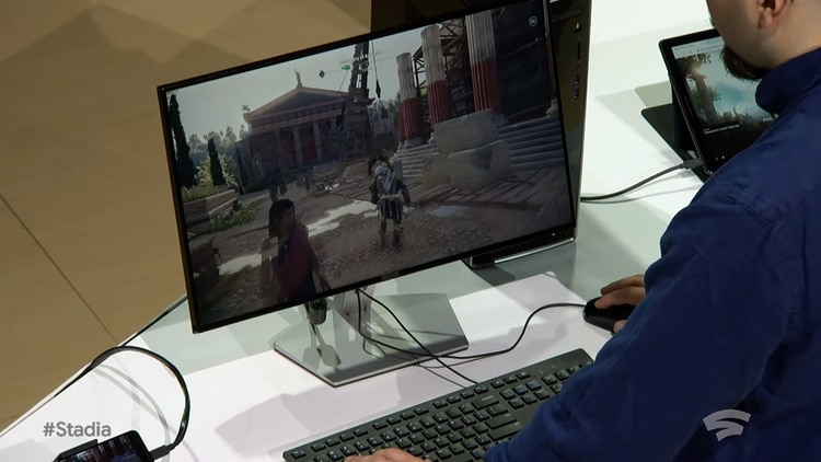 Google anunció el pasado 19 de marzo su debut en el mercado de los videojuegos (Foto: Especial)