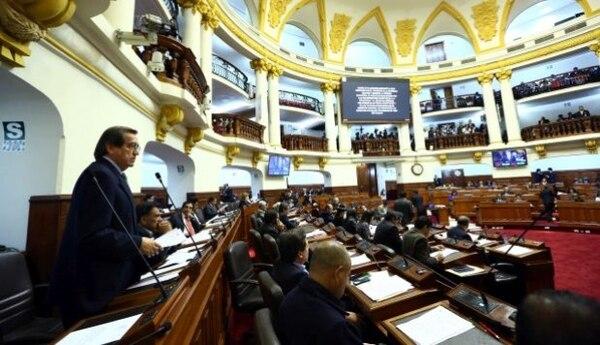 (Congreso de Perú)