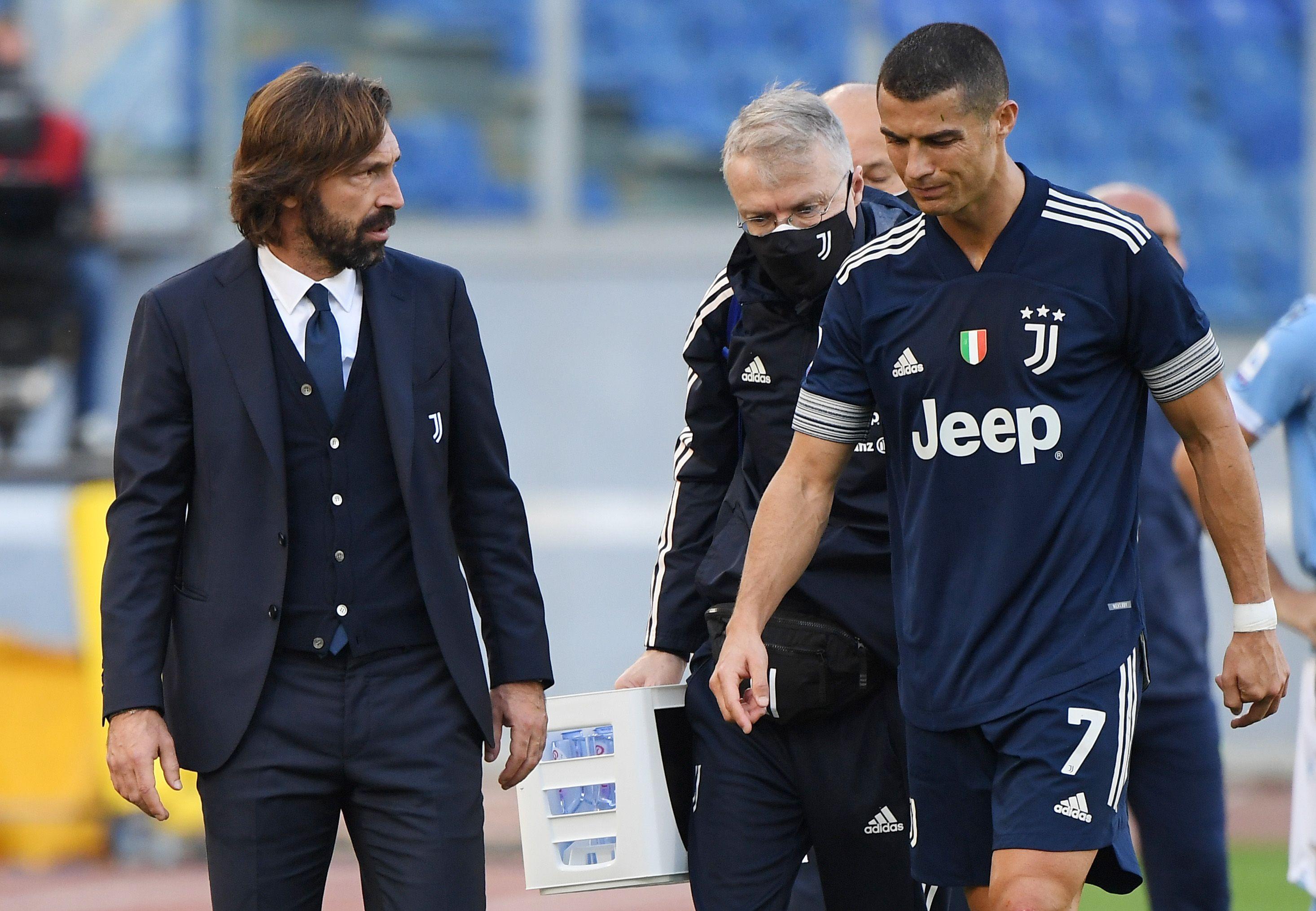 Juventus estudia la posibilidad de vender a Cristiano Ronaldo (REUTERS/Alberto Lingria)