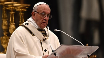 El papa Francisco (AFP)