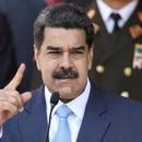 FILE PHOTO: Venezuela's President Nicolas Maduro speaks during a news conference at Miraflores Palace in Caracas, Venezuela, March 12, 2020. REUTERS/Manaure Quintero/File Photo