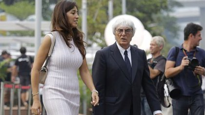 Bernie Ecclestone está relacionado con Brasil no sólo por su tercera esposa Fabiana Flosi (45 años menor), también invirtió en empresas, una de ellas de café.