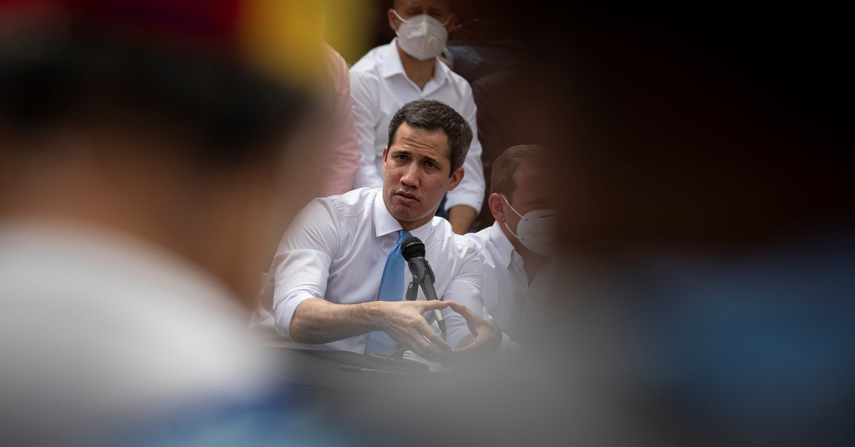 The Prosecutor's Office investigates Guaidó for the