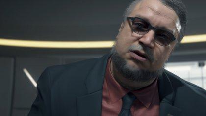 Guillermo Del Toro, personifica a uno de los personajes secundarios