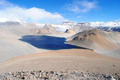 El Cráter Corona del Inca es una visita obligada si el destino elegido es La Rioja