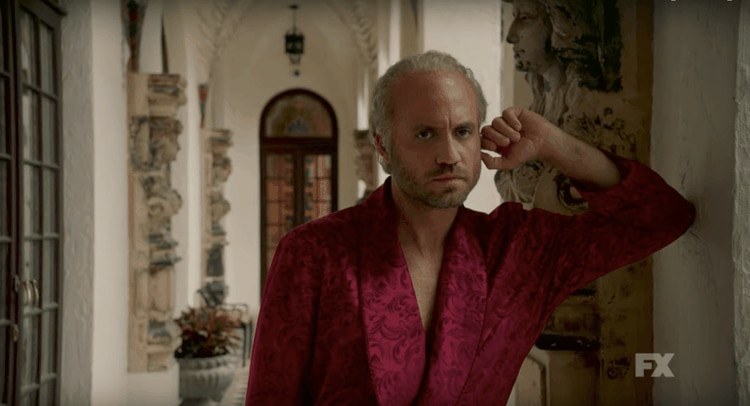 "Edgar Ramirez en"" The Assassination of Gianni Versace: American Crime Story"""