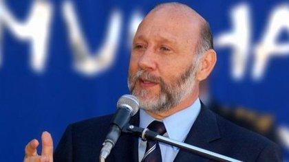 Gobernador Gildo Insfran
