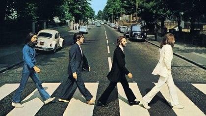 La tapa del álbum Abbey Road, de los Beatles