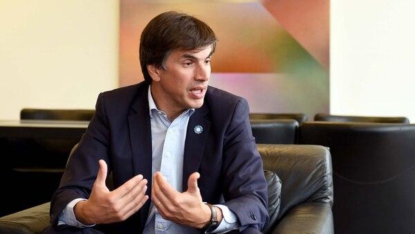 Horacio Reyser, secretario de Relaciones Económicas Internacionales