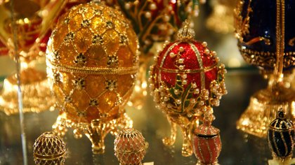 No one knows where the nine missing Fabergé eggs are (iStock)