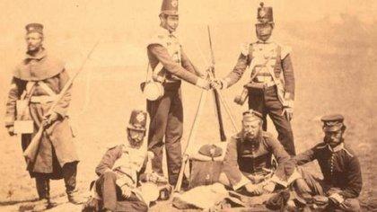 La Guerra de Crimea es un dramático conflicto entre el Imperio Zarista y el Imperio Turco, apoyado por Francia e Inglaterra