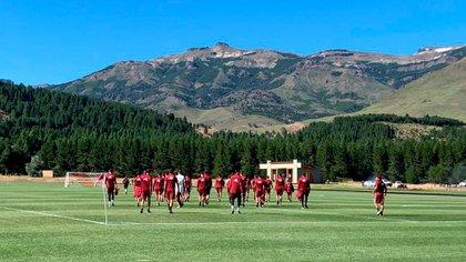 El primer desafío oficial de River será el 19 de enero, ante Independiente (@RiverPlate)