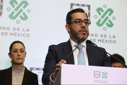 Actualmente Jesús Orta brinda consultorías en los sectores financiero y de negocios (Foto: @SSP_CDMX)