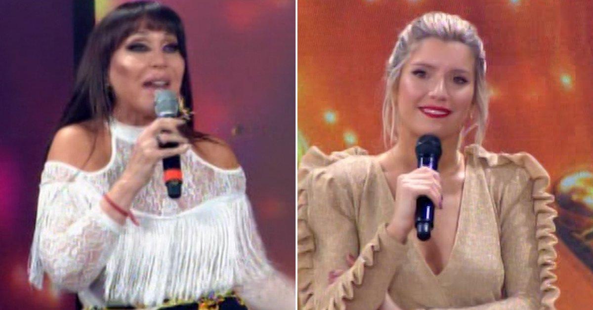 Moria Casan Se Enojo Con Laurita Fernandez Y Amenazo Con Abandonar El Cantando 2020 Si No Me Respeta Me Voy