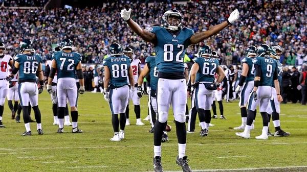 Los Philadelphia Eagles buscan ganar el primer Super Bowl de su historia (Reuters)