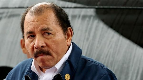 La población exige la renuncia del presidente de Nicaragua, Daniel Ortega