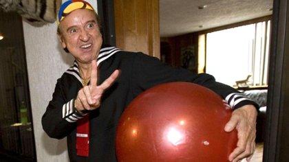 Carlos Villagrán realizó el personaje de Kiko en la serie televisiva El Chavo del 8