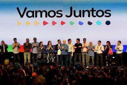 Los resultados de la Ciudad y de Buenos Aires consolidaron el peso de Cambiemos en todo el país (Foto: Nicolas Stulberg)