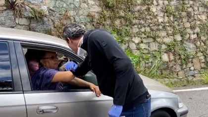 Guiadó afirmó que las colas por gasolina son culpa del régimen
