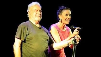 """Rodolfo Ranni y Viviana Saccone protagonizan """"Divino Divorcio"""" (Foto: Mario Sar)"""