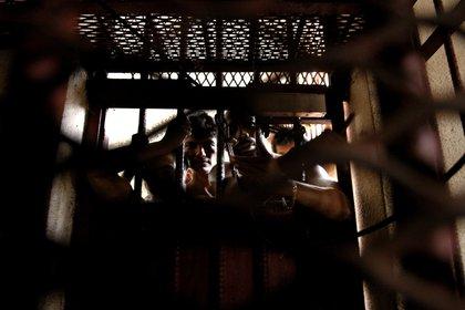 Desde el centro penitenciario de Tocorón  opera una de las bandas más peligrosas de Venezuela- imagen de referencia EFE/Archivo