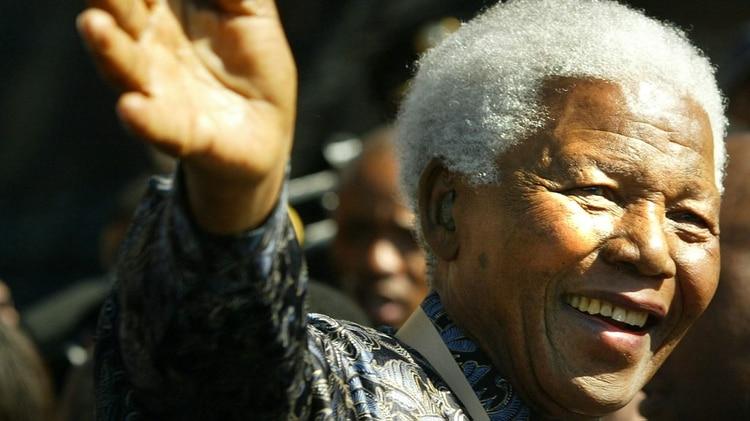 Nelson Mandela fue presidente de Sudáfrica entre 1994 y 1999. Luchó para combatir el apartheid (EFE)