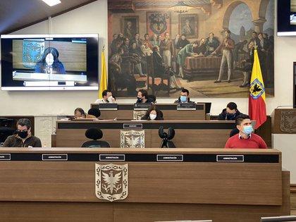 El Concejo de Bogotá avaló los 39 artículos que compone el proyecto de la alcaldesa Claudia López.