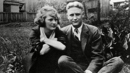 F. Scott Fitzgerald y Zelda (Foto: Everett/Shutterstock)