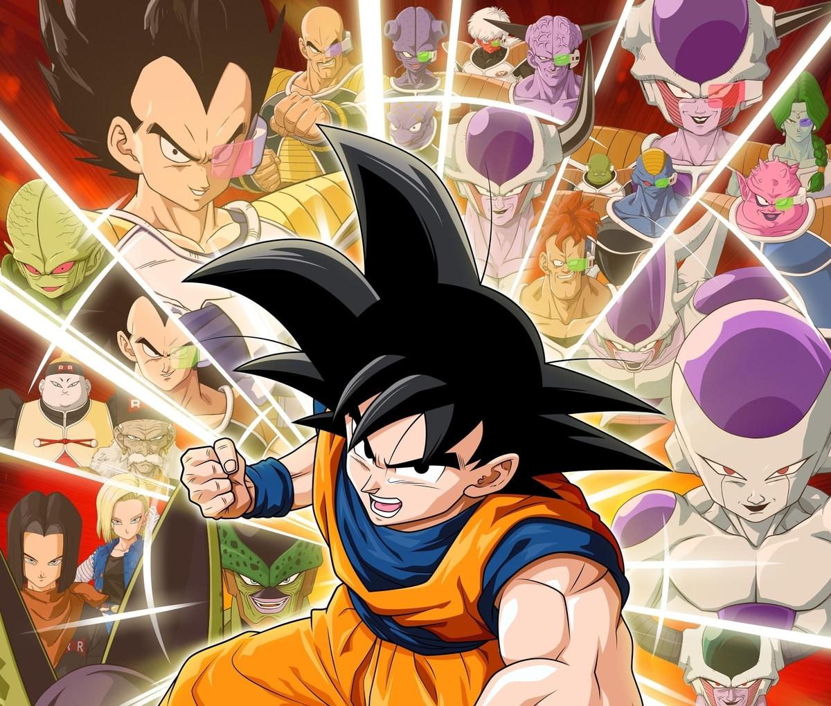 Goku podrá juntar las Esferas del Dragón en #DragonBallZ: Kakarot
