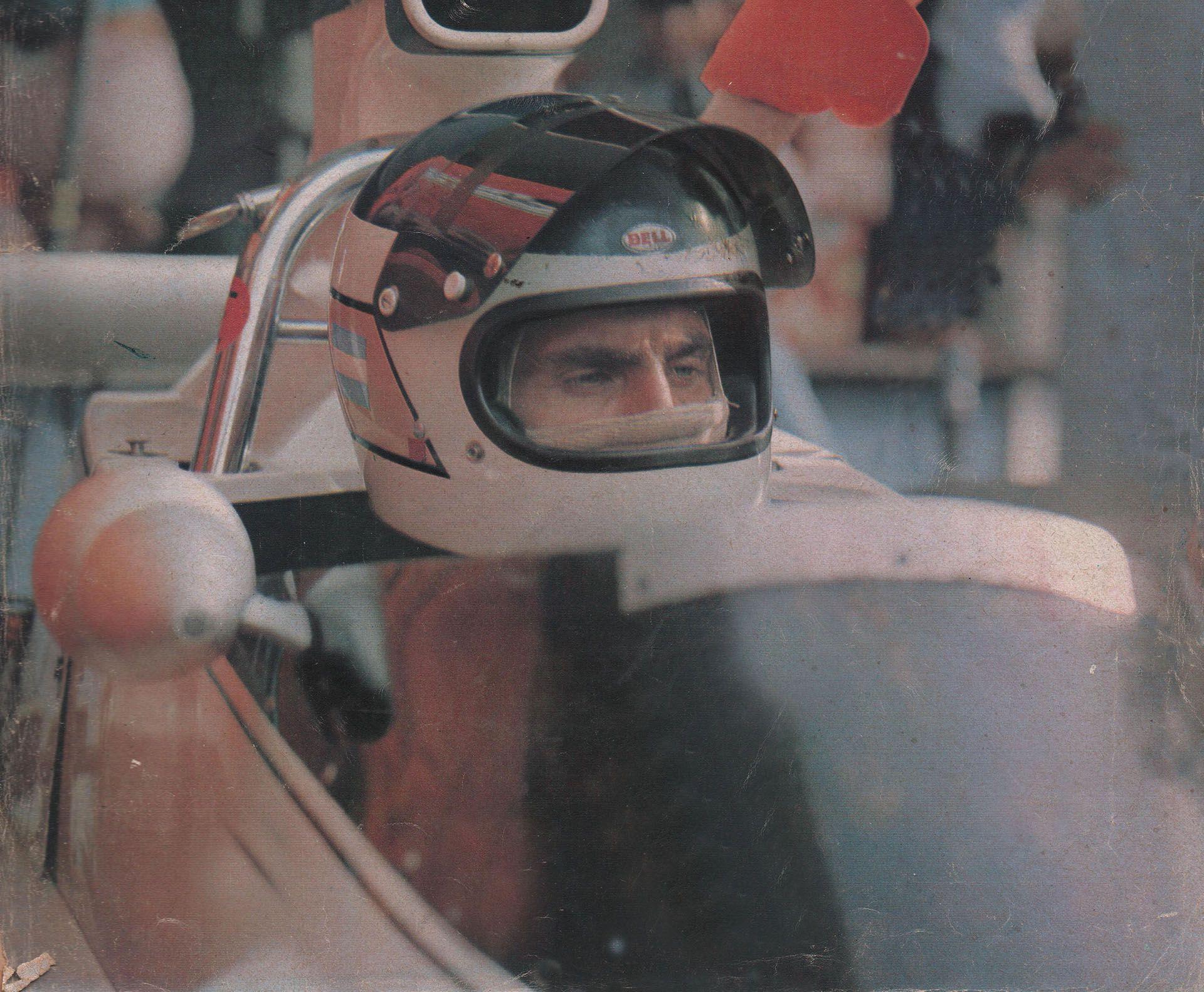 Carlos Reutemann F1 - GP Argentina 1974