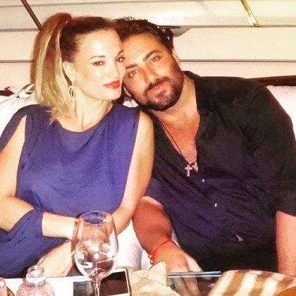Claudia Albertario y Jerónimo Valdivia se conocieron en el 2008