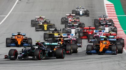 Formula F1 - Gran Premio de Austria - Foto: Darko Bandic/Pool via REUTERS