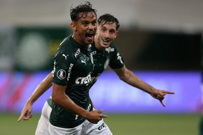 Palmeiras, who won the Copa Libertadores last January, drew 1-1 with Goianense and consolidated in seventh position, with 58 points, while their rival today remained in box 13, with 47 points.  EFE / Alexandre Schneider / Archive