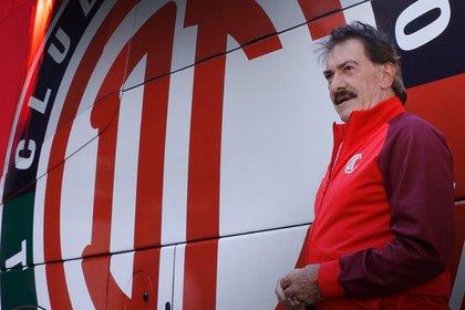 A sus 67 años, el técnico es el nuevo entrenador del Toluca (Foto: @TolucaFC)