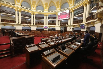 Congreso de Perú (Europa Press)