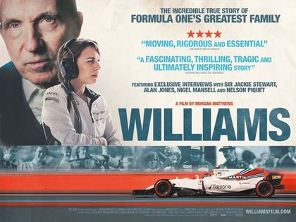 """Williams"" (Imagen: Netflix)."