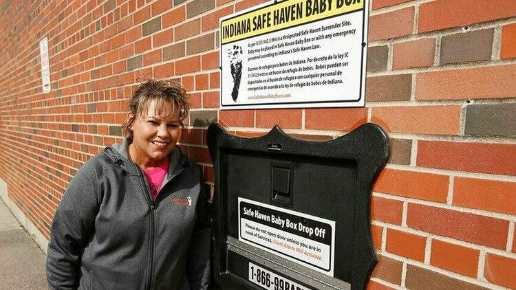 Esta idea es original de Monica Kelsey, una mujer que fue abandonada de recién nacida (Foto: Facebook)
