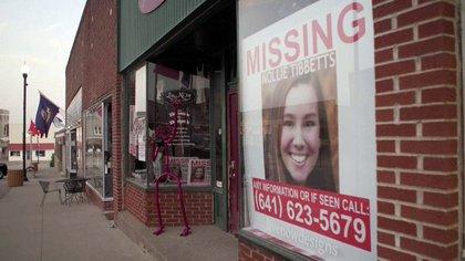 Mollie Tibbetts estuvo desaparecida 5 semanas