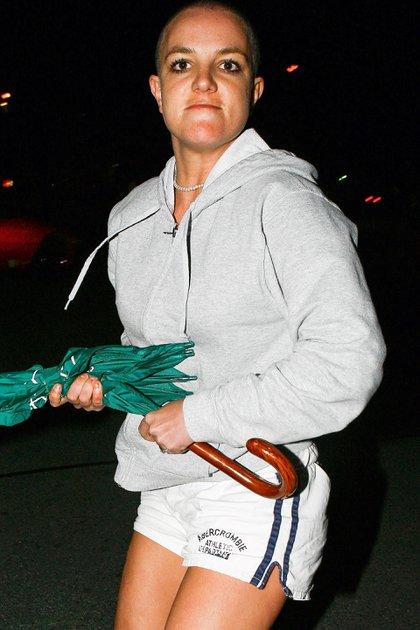 En el 2007 se escapó del psiquiátrico y se rapó la cabeza (Foto: Grosby Group)