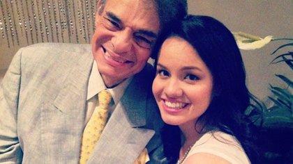 Sara Sosa es la polémica hija del fallecido José José (IG: sari_oficial)