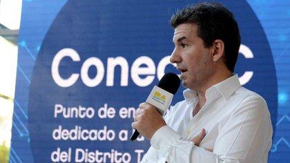 Andy Freire, ministro de Modernización, Innovación y Tecnología de lade CABA