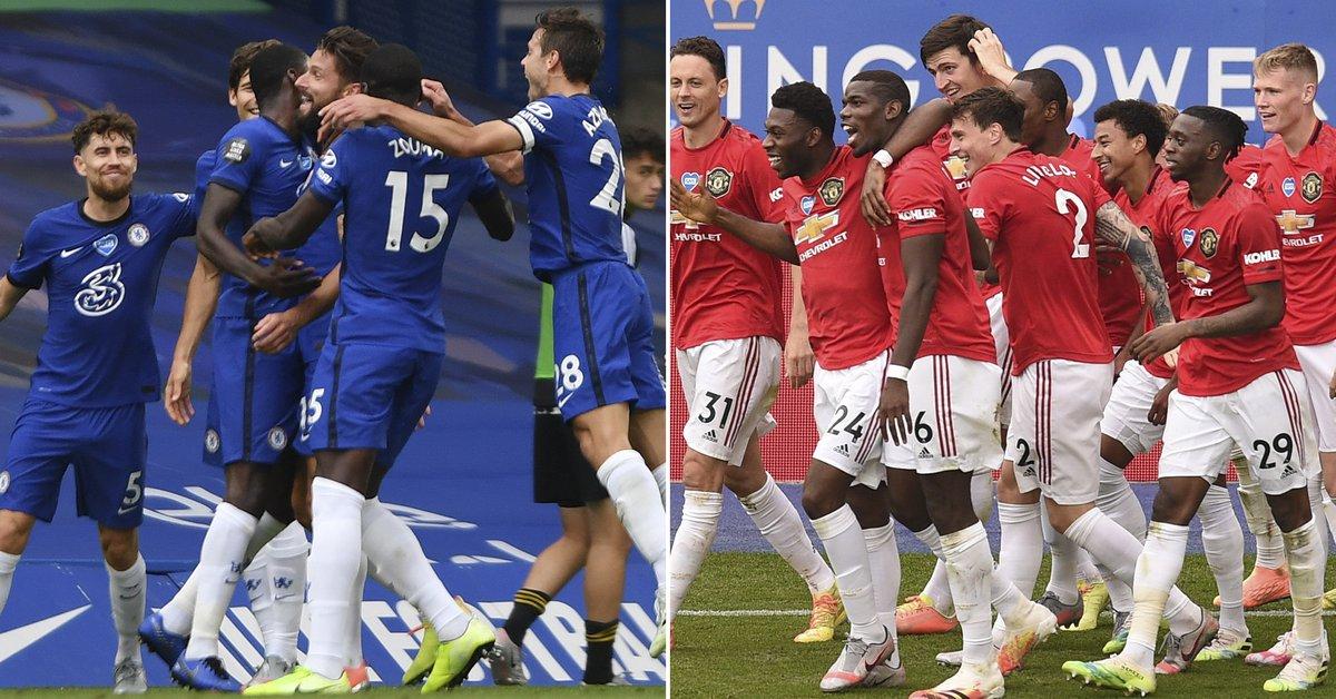 Terminó la Premier League: qué equipos se clasificaron a la Champions y cuáles se fueron al descenso - Infobae