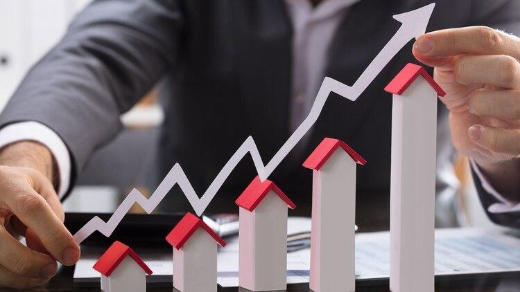 Diferentes operaciones del sector inmobiliario se llevan a cabo en dólares (Shutterstock)