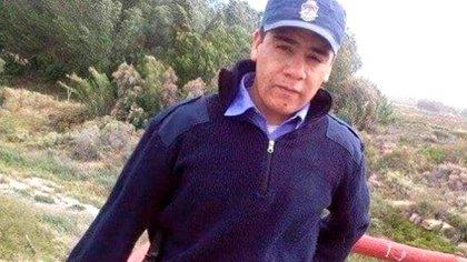 Juan Horacio Panitrul, de 31 años, murió antes de que el cuchillo de asador atravesara su cuerpo