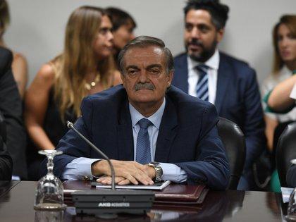 Alberto Lugones, presidente del Consejo de la Magistratura (Maximiliano Luna)