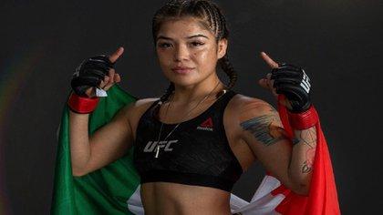 Tracy Cortez, la mexico-estadounidense que peleará en la UFC por la memoria de su madre y hermano