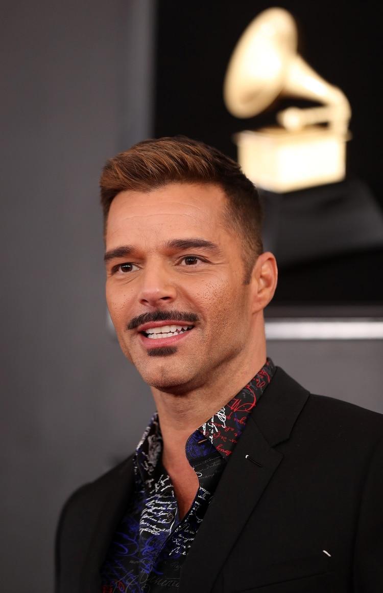 Ricky Martin con nuevo look(REUTERS/Lucy Nicholsonmartin)