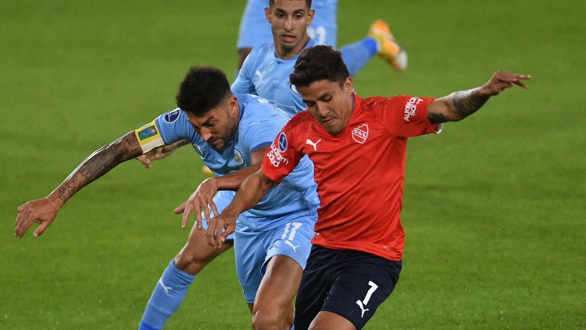 Independiente vs Montevideo City Torque